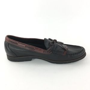 Trader Bay Shoes - Trader Bay Two Tone Loafer Boat Shoes Size 12 D